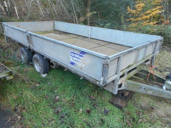 Williams trailer for sale