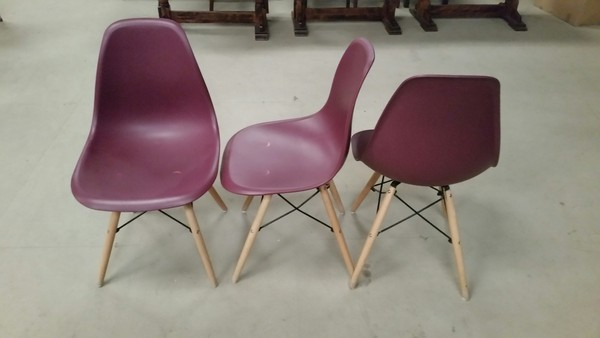 Secondhand chairs