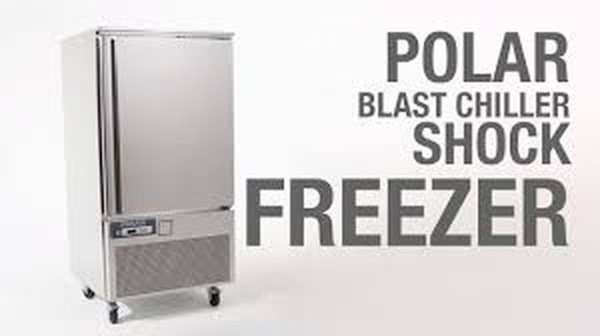Polar blast chiller