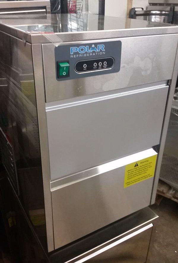 Polar Commercial Ice Maker Machine