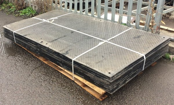 Heavy Duty Track Mats
