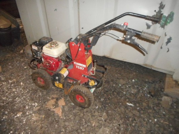 Used turf cutter UK