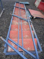 Container steps for sale