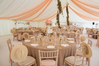 Used limewash chiavari chairs