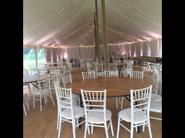 Traditional Marquee wedding