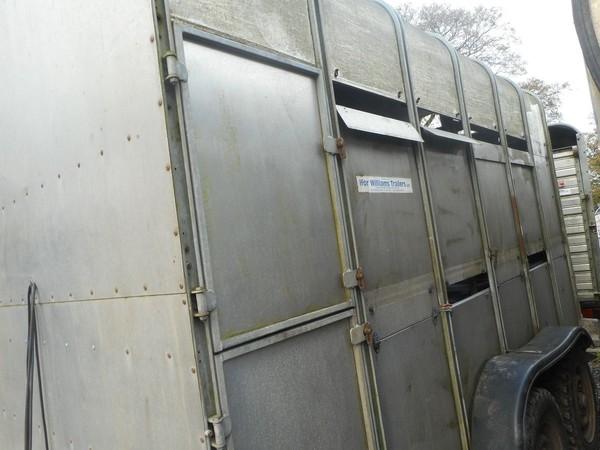 Livestock trailer for sale