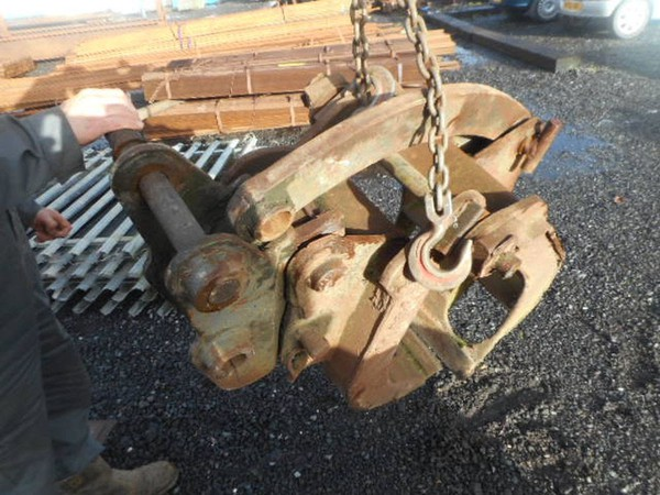 Used digger grab UK