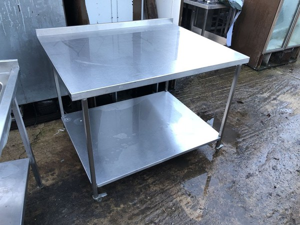 Steel worktop for sale