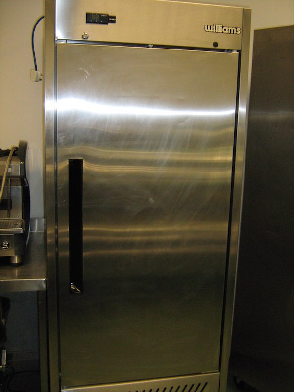 Williams LJ500u Single Upright Freezer