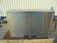 Used Stainless Steel Cabinet (5975)