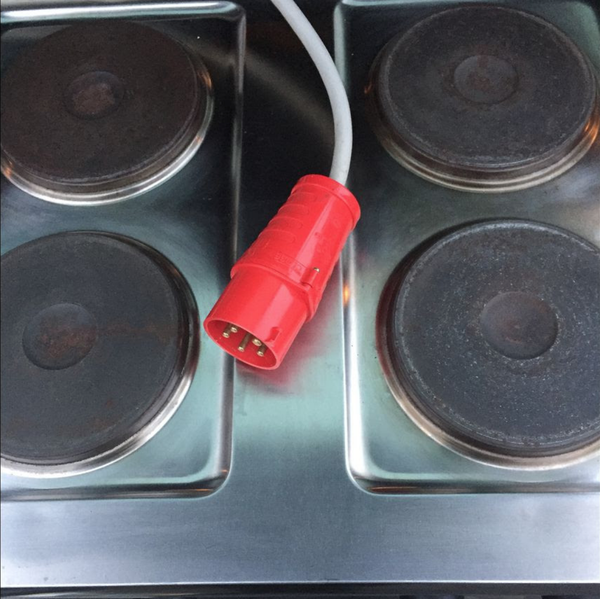 Electric boiling top for sale
