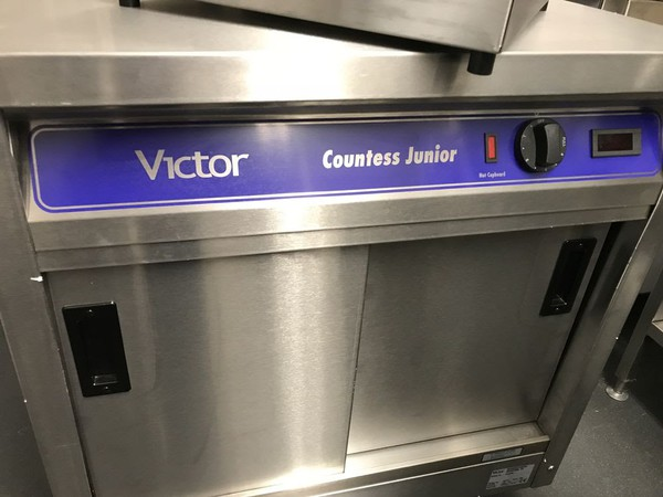 Victor countess hot cupboard