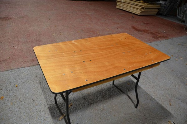 Trestle tables UK