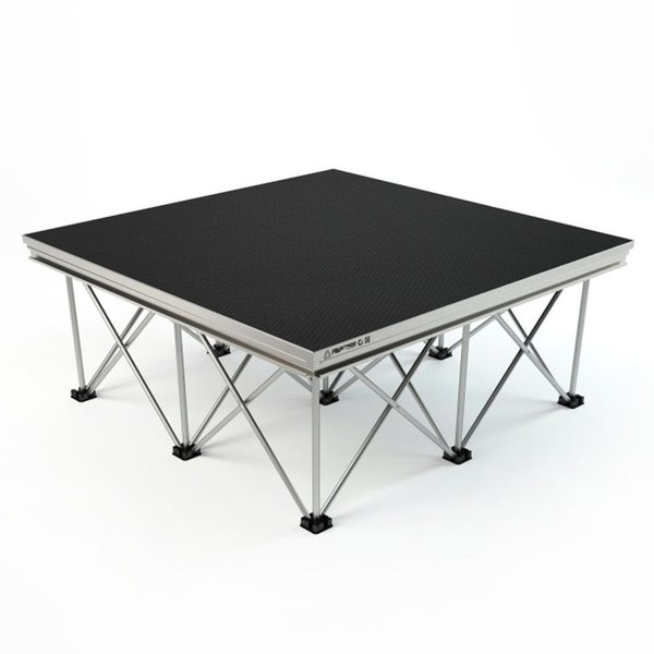 Portable Stage Steps : Curlew secondhand marquees portable stages