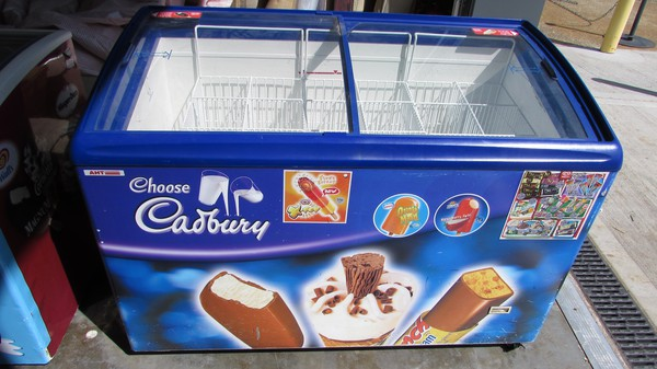 Shop freezer for sale