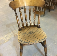 Farmhouse pub chairs
