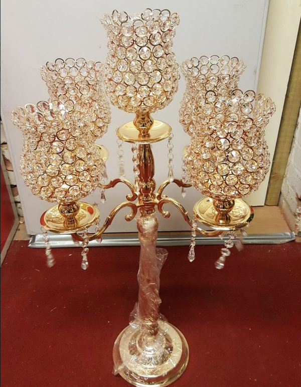 Crystal Candelabras for sale