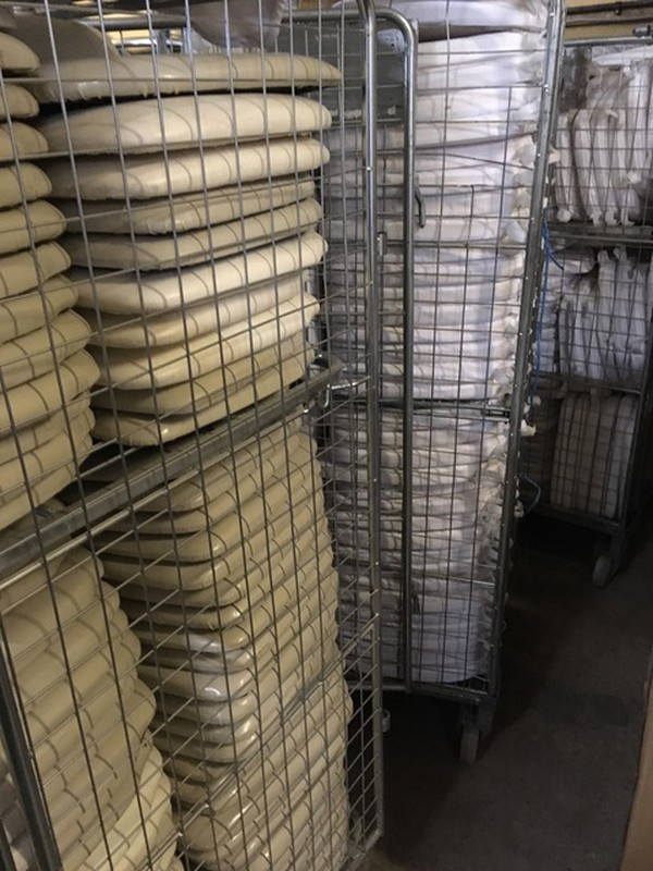 Chiavari chair pads