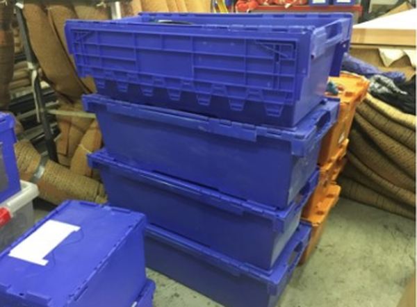 large crates