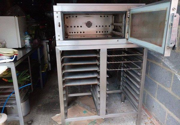Laventi Junior Commercial Oven