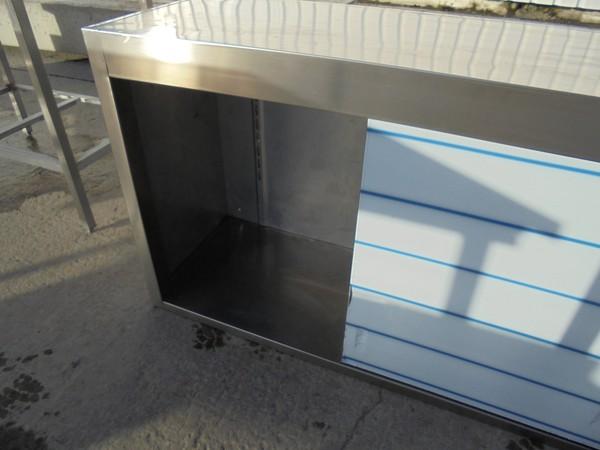 Inomak Stainless Steel Wall Cabinet
