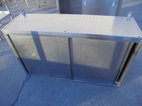 Used Stainless Steel Wall Cabinet (5994)