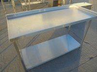 Used Stainless Steel Table (5995)