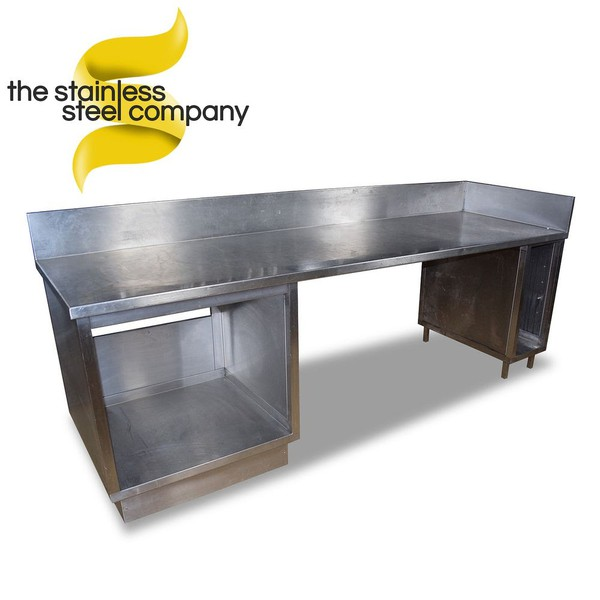 steel table for salw