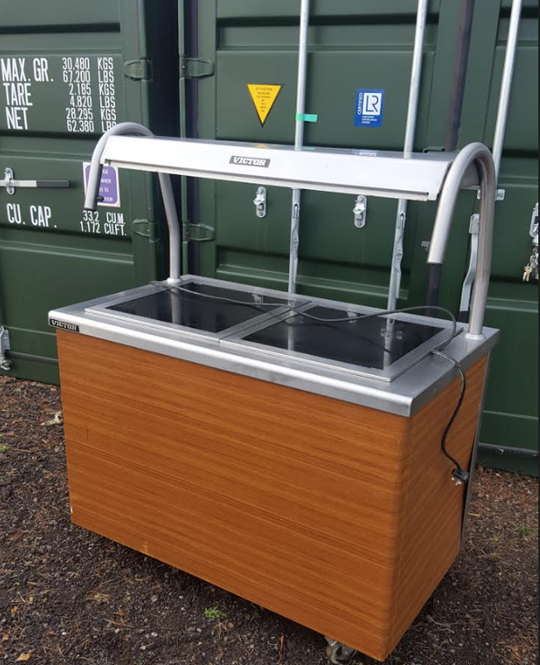 Carvery trolley for sale