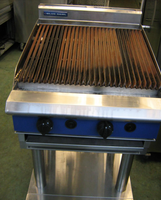Used blue seal char grill