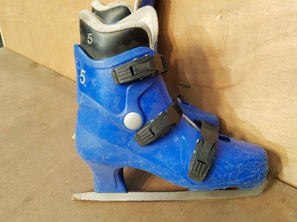 Ice skates job lot