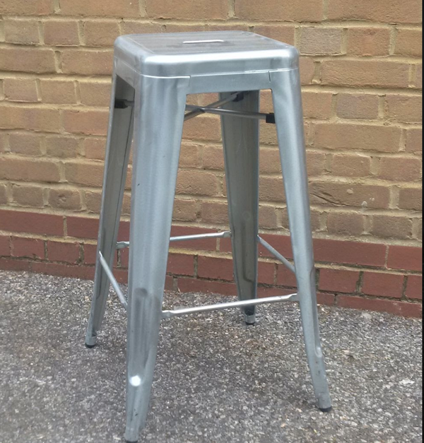metal bar stools