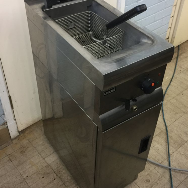 Single electric fryer for sale