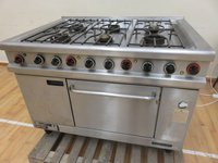 6 burner oven for sale
