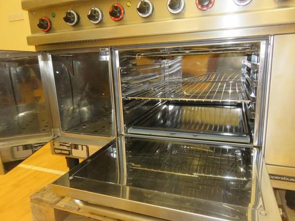 secondhand 6 burner oven for sale
