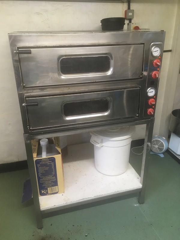 Ferrara Pizza Oven Model Number FF44