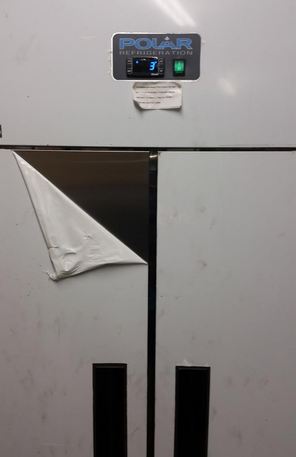 upright fridges for sale