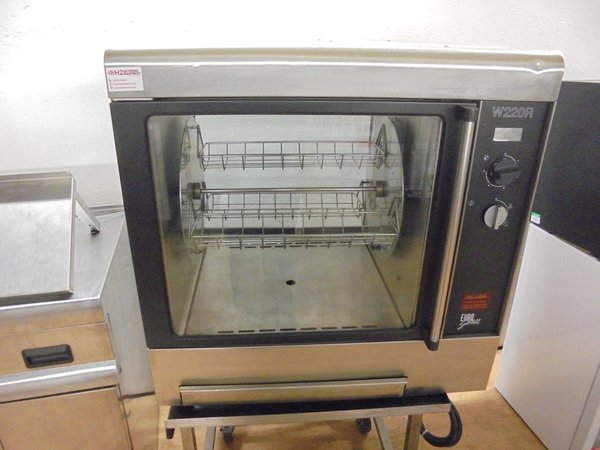 Used rotisserie for sale
