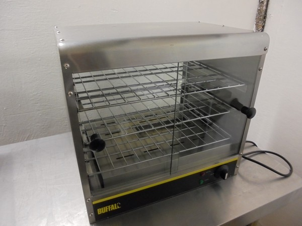 Commercial pie warmer