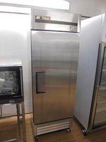 New B Grade True T19FZ Stainless Steel Upright Freezer (6023)