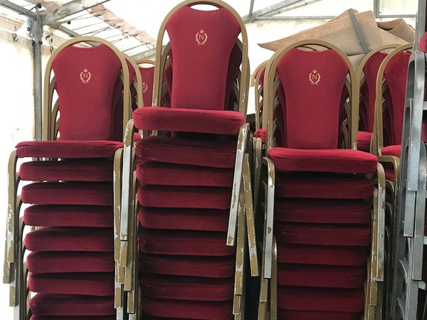 Stacking Ali Chairs