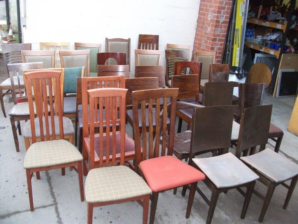 32x Mixed Chairs (CODE DC 780)