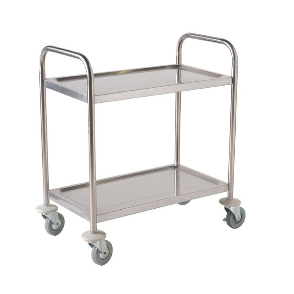 Used clearing trolley