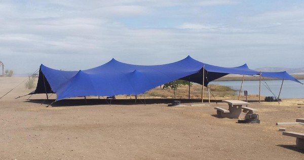3 ply stretch tent for sale