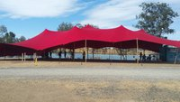 Used stretch tent for sale