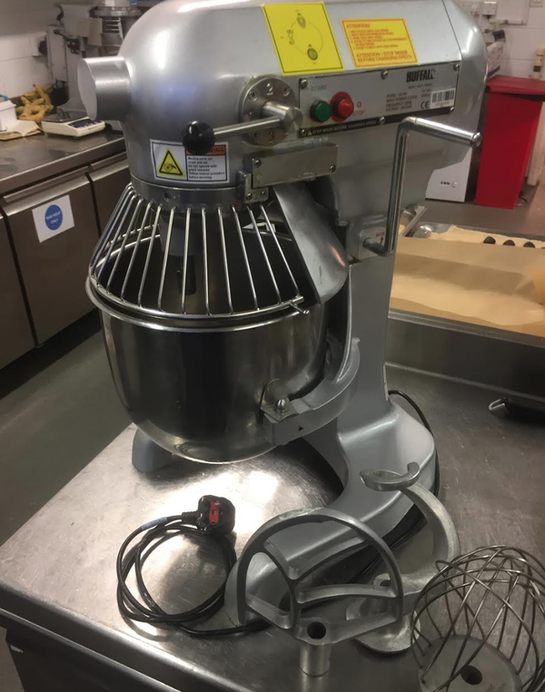 Used catering mixer