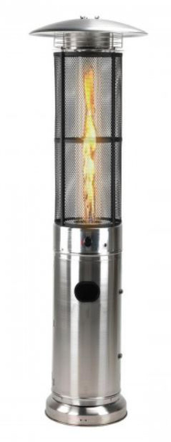 10x 15kw Flame Patio Heaters with Quartz Tube