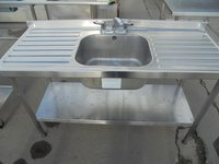 Stainless Steel Sissons Single Sink (6032)
