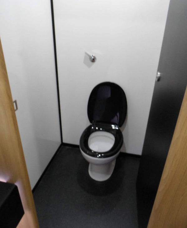 New toilet trailer for sale UK
