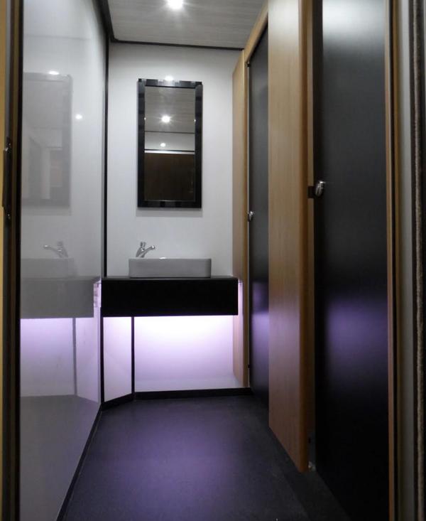 Brand new toilet trailer for sale